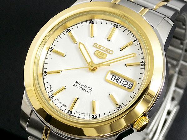 セイコー SEIKO セイコー5 SEIKO 5 自動巻き 腕時計 SNKE54J1