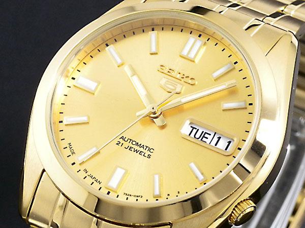 セイコー SEIKO セイコー5 SEIKO 5 自動巻き 腕時計 SNKE92J1
