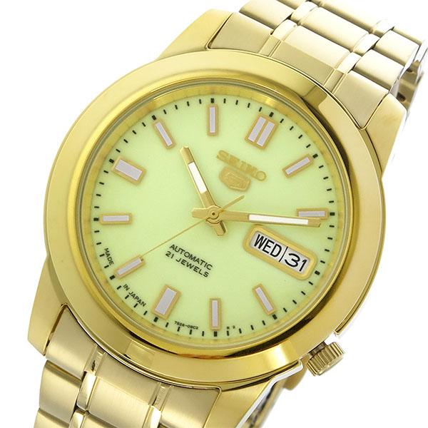 セイコー SEIKO セイコー5 SEIKO5 自動巻き メンズ 腕時計 SNKK24J グリーン
