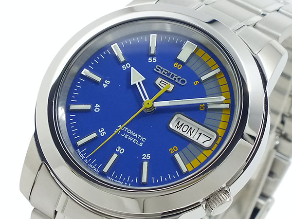 セイコー SEIKO セイコー5 SEIKO 5 自動巻き 腕時計SNKK27J1