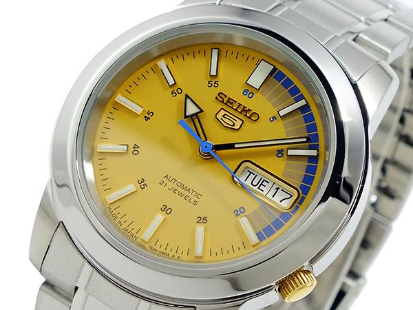 セイコー SEIKO セイコー5 自動巻き 腕時計 SNKK29J1