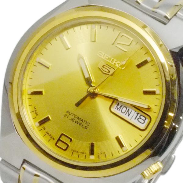 セイコー セイコーファイブ SEIKO 5 日本製 自動巻 メンズ 腕時計 SNKL62J1