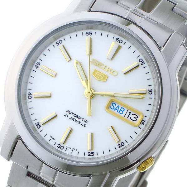 セイコー SEIKO セイコー5 SEIKO 5 自動巻き 腕時計 SNKL77K1