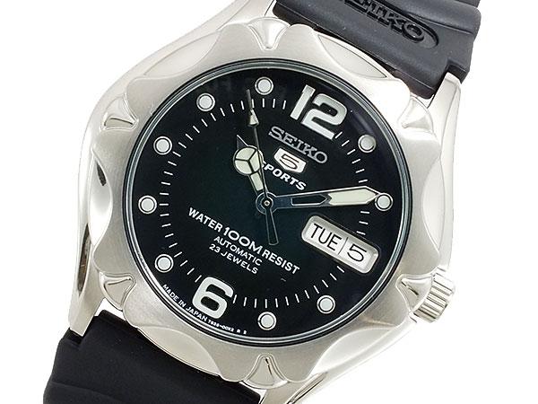 セイコー SEIKO セイコー5 SEIKO5 スポーツ SPORTS 自動巻き メンズ 腕時計 SNZ453J2