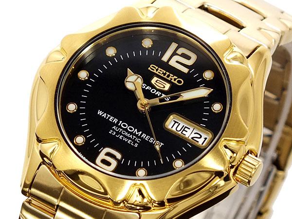 セイコー SEIKO セイコー5 スポーツ 5 SPORTS 日本製 自動巻き 腕時計 SNZ462J1