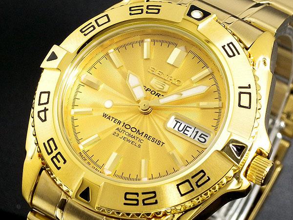 セイコー SEIKO セイコー5 スポーツ 5 SPORTS 日本製 自動巻き 腕時計 SNZB26J1