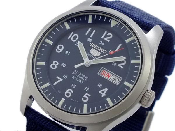 セイコー SEIKO セイコー5 スポーツ 5 SPORTS 自動巻き 腕時計 SNZG11K1