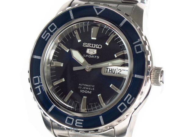 セイコー SEIKO セイコー5 スポーツ 5 SPORTS 自動巻き 腕時計 SNZH53K1