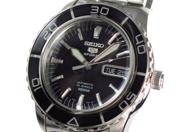 セイコー SEIKO セイコー5 スポーツ 5 SPORTS 自動巻き 腕時計 SNZH55K1