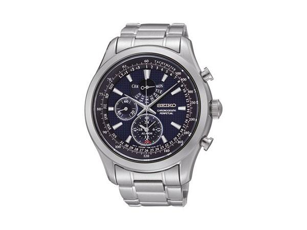 セイコー SEIKO クオーツ メンズ クロノグラフ 腕時計 SPC125P1