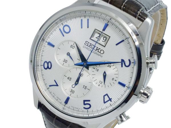 セイコー SEIKO クロノ クオーツ メンズ 腕時計 SPC155P1