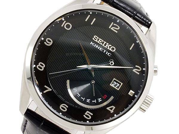 セイコー SEIKO KINETIC クオーツ メンズ 腕時計 SRN051P1