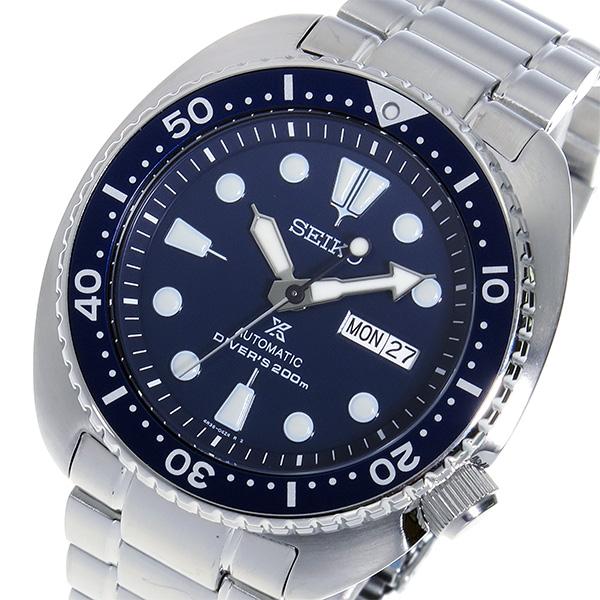 セイコー プロスペックス ダイバーズ 自動巻き メンズ 腕時計 SRP773K1 ネイビー