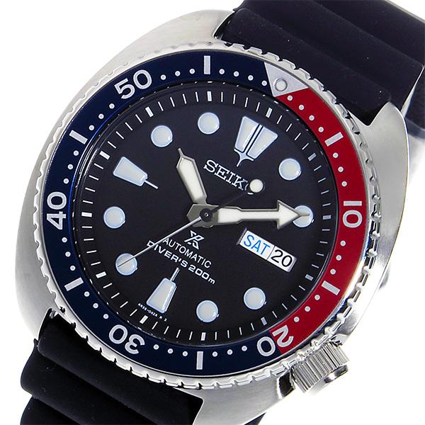 セイコー プロスペックス ダイバーズ 自動巻き メンズ 腕時計 SRP779K1 ブラック