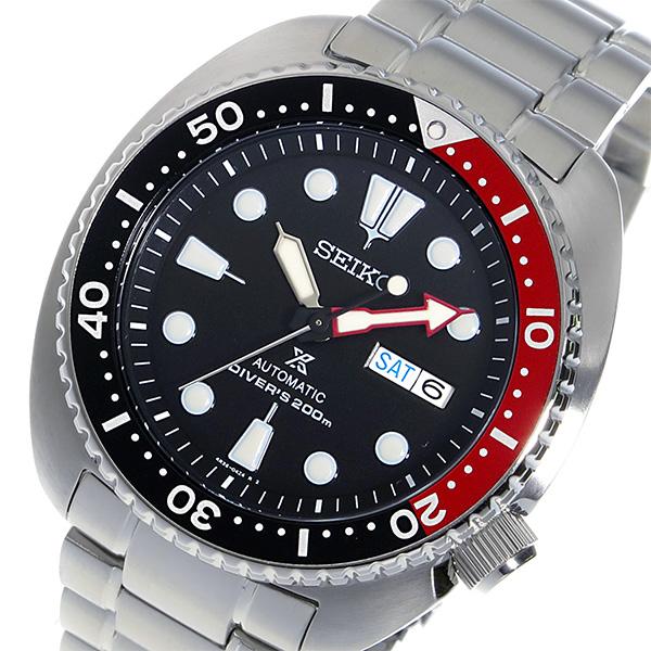 セイコー プロスペックス ダイバーズ 自動巻き メンズ 腕時計 SRP789K1 ブラック