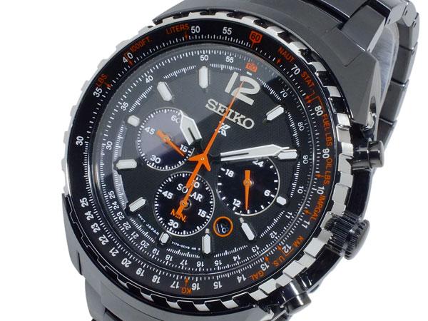セイコー SEIKO プロスペックス PROSPEX クオーツ メンズ クロノ 腕時計 SSC263P1