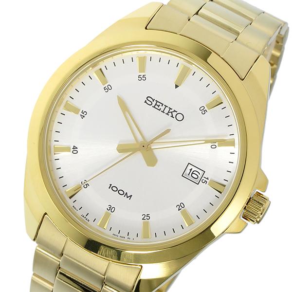 セイコー SEIKO クオーツ メンズ 腕時計 SUR212P1 シルバー