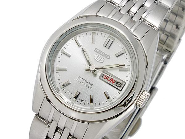 セイコー SEIKO セイコー5 SEIKO 5 自動巻 レディース 腕時計 SYMA27K1