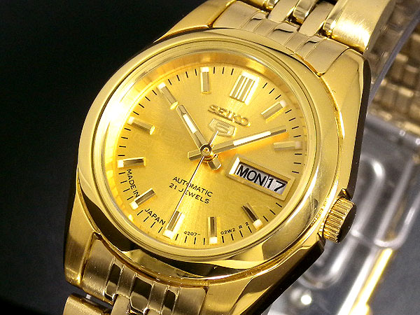 セイコー SEIKO セイコー5 SEIKO 5 自動巻き 腕時計 SYMA38J1