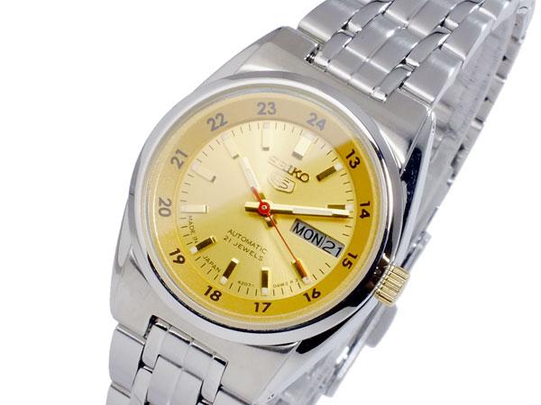 セイコー SEIKO セイコー5 SEIKO 5 自動巻き レディース 腕時計 SYMB97J1