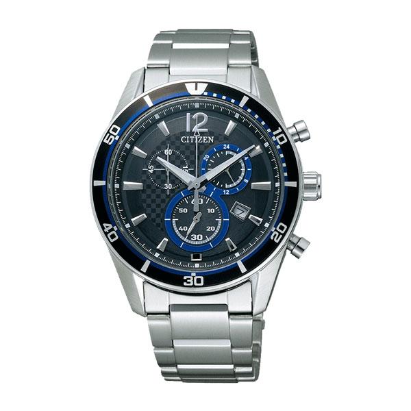 シチズン CITIZEN シチズンコレクション クロノ メンズ 腕時計 VO10-6741F 国内正規