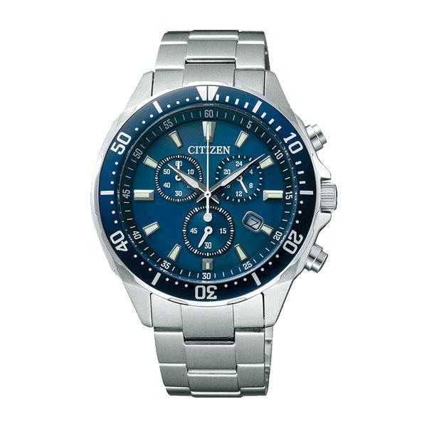シチズン CITIZEN シチズンコレクション クロノ メンズ 腕時計 VO10-6772F 国内正規