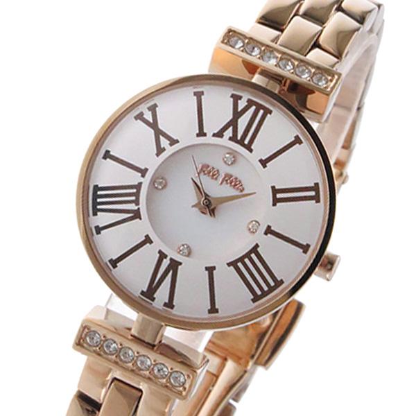 フォリフォリ FOLLI FOLLIE マッチポイント クオーツ レディース 腕時計 WF15B028BSW ホワイト