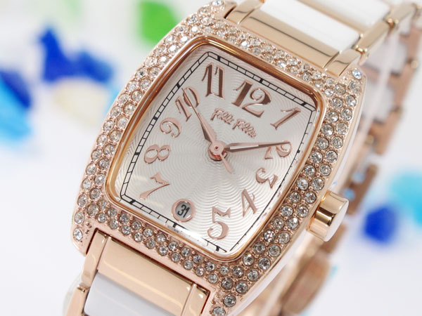 フォリフォリ FOLLI FOLLIE 腕時計 WF5R135BDS