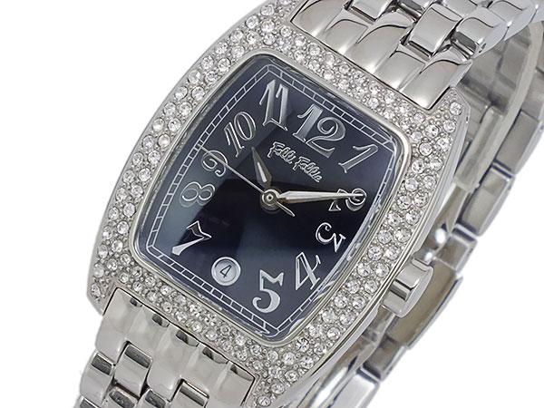 フォリフォリ FOLLI FOLLIE クオーツ レディース 腕時計 WF5T081BDK
