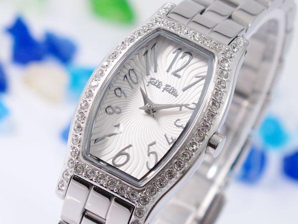 フォリフォリ FOLLI FOLLIE レディース 腕時計 WF8A026BPS
