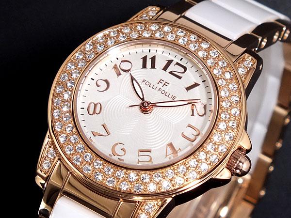フォリフォリ FOLLI FOLLIE 腕時計 WF9B020BPS