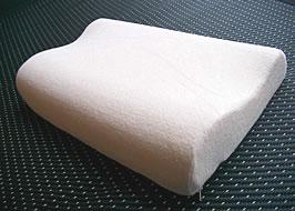炭パイプ使用 低反発 炭枕