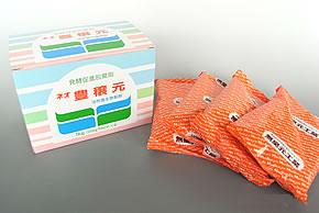 ◆業務用ケース販売 【送料無料】生ゴミ発酵促進脱臭剤ネオ豊穣元 1kg (入数20箱)