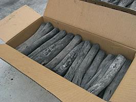 バーベキュー・火鉢・囲炉裏・燃料用 木炭国産 白炭 土佐備長炭 中丸12kg【送料無料♪】