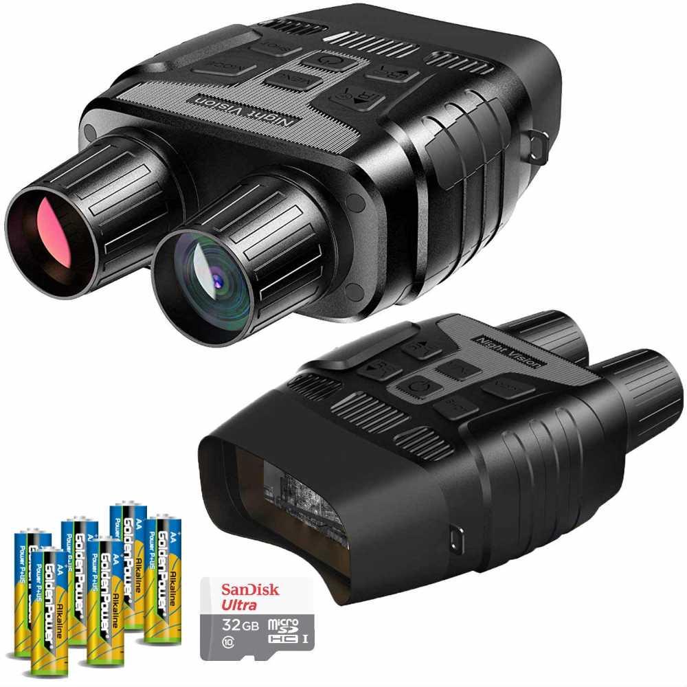 暗視カメラ 5%還元対象 キャッシュレス ラッキーシール 熨斗対応 ギフト FL-Products 赤外線 ナイトビジョン 双眼鏡 オペラグラス デジカメ 4倍 ズーム