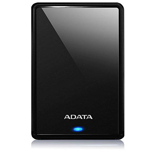 外付けHDD ポータブルHDD USB3.0 4TB ADATA AHV620S-4TU31-CBK 黒 プラスティック  115x78x21mm  本体230g  JANコード:4713218463715 3年保証