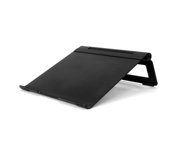 スタンド ノートパソコン/タブレット用 L SWING-STAND BY ME ARCHISS AS-LWBM-BK ノートパソコン10~15インチ/タブレット9~13インチ用スタンド 黒 アルミ合金 JANコード:4582353586098 6か月保証