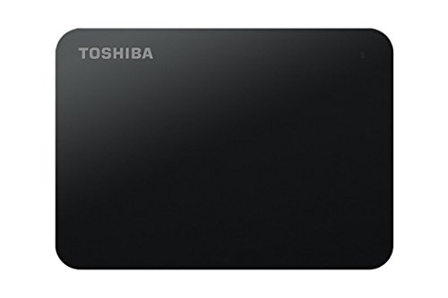 外付けHDD ポータブルHDD USB3.0 2TB TOSHIBA HDTB420AK3AA CANBIOシリーズ 黒 USB3.0 2TB JANコード:4547808809351 1年保証