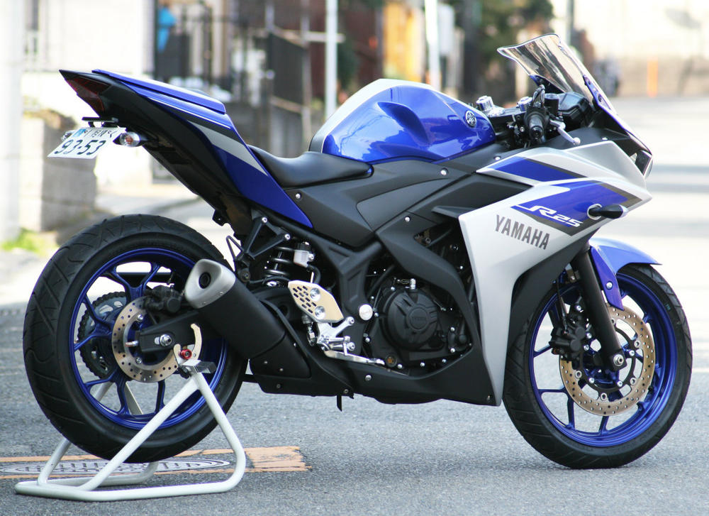 Hobby joy rakuten ichiba shop rakuten global market for Yamaha yzf r25