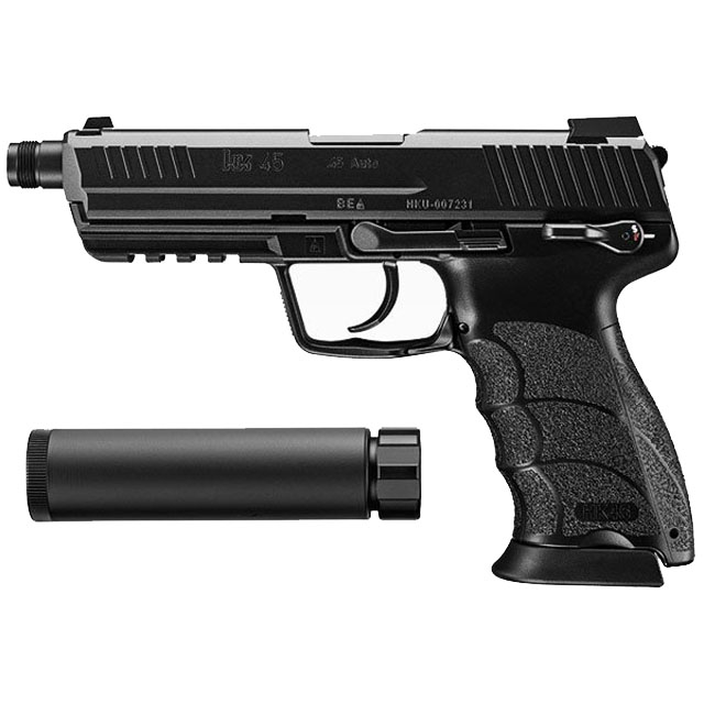 [MRI-14293] HK45 TACTICAL/BLACK (JAN:4952839142931)