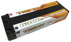 [TB-6300HV5] TRION LiPo 6300mAh/7.4V/100C 5mmReversible (JAN:4573310140545)
