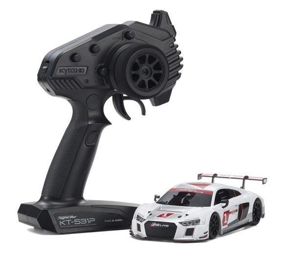 [32323AS] Audi R8 LMS 2015 ''White'' レディセット (4548565333622)