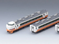 [98901] JR 189系電車(日光・きぬがわ)セット 限定品 (JAN:4543736989011)