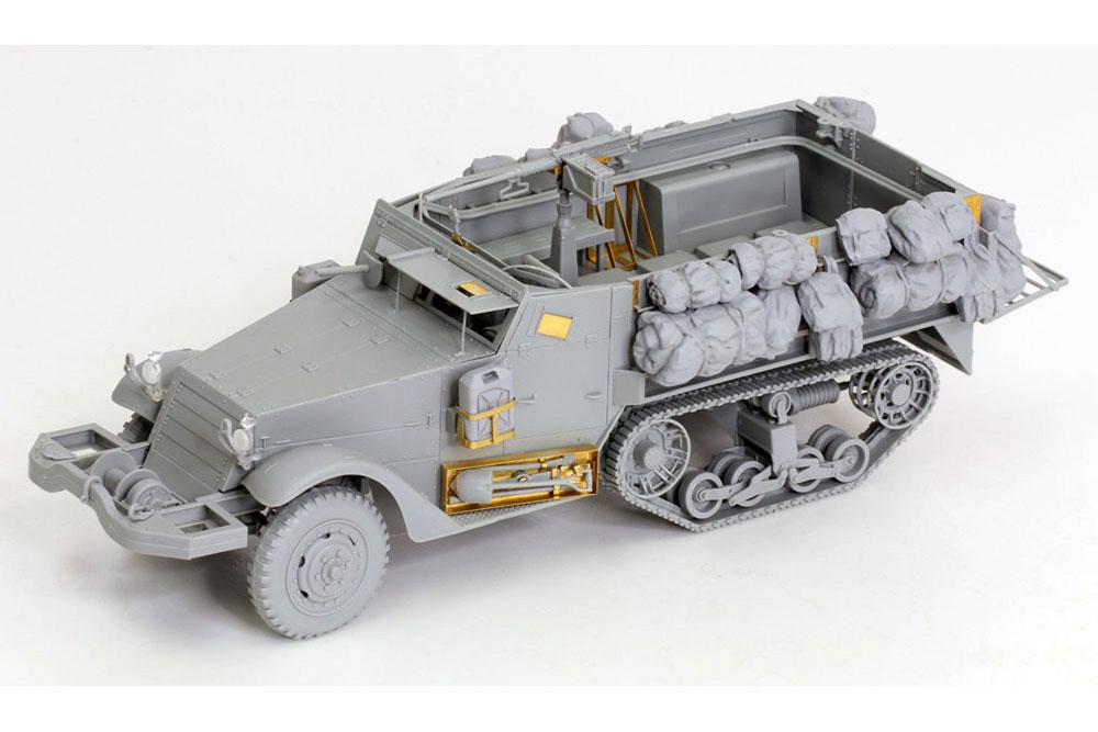 ドラゴン 1/35 中東戦争 イスラエル国防軍 IDF M3ハーフトラック(訳あり商品)