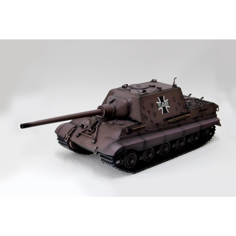 プラッツ ガールズ&パンツァー 1/35 駆逐戦車 ヤークトティーガー 黒森峰女学園 全国大会決勝戦です!