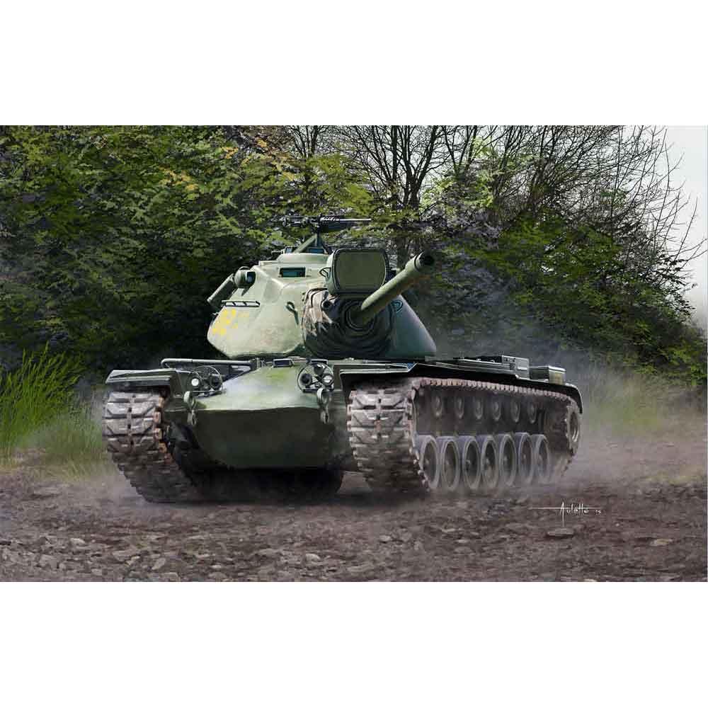 ブラックラベル 1/35 アメリカ海兵隊 M103A2 重戦車 ファイティングモンスター