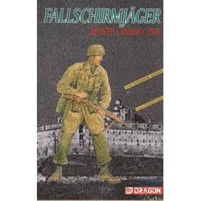 楽天市場】ドラゴン 1/16 WW.II ドイツ軍降下猟兵 モンテカッシーノの ...