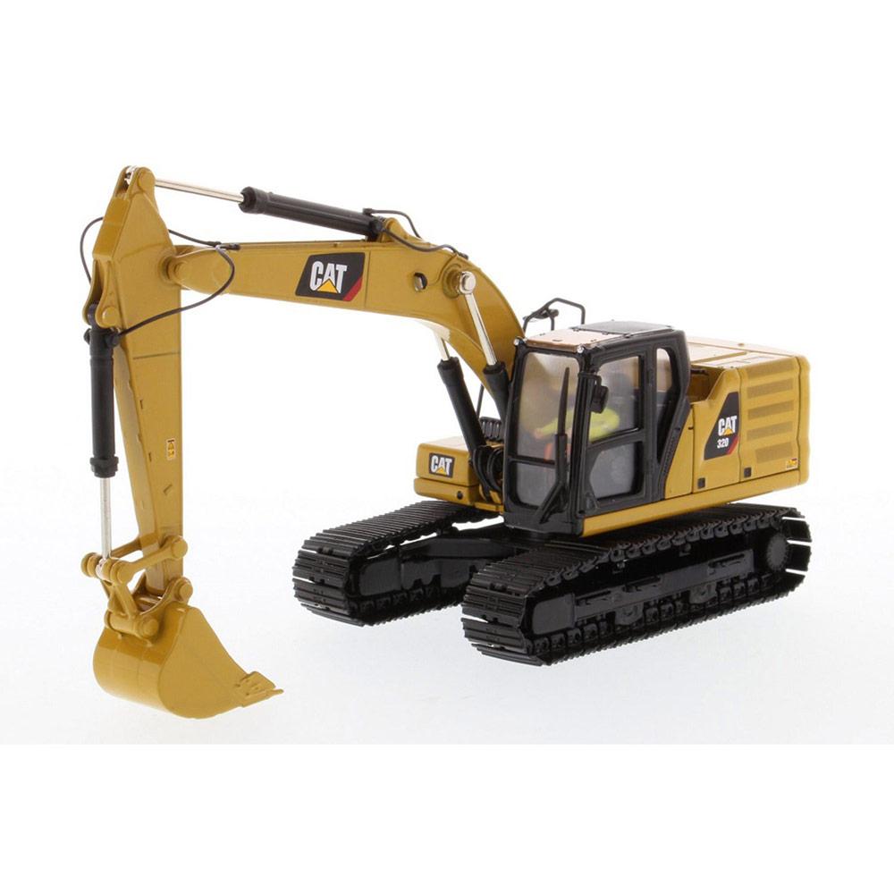 ダイキャストモデル ダイキャストマスター ハイラインシリーズ 激安卸販売新品 1 50 Next お見舞い Generation 油圧ショベル 320 Cat