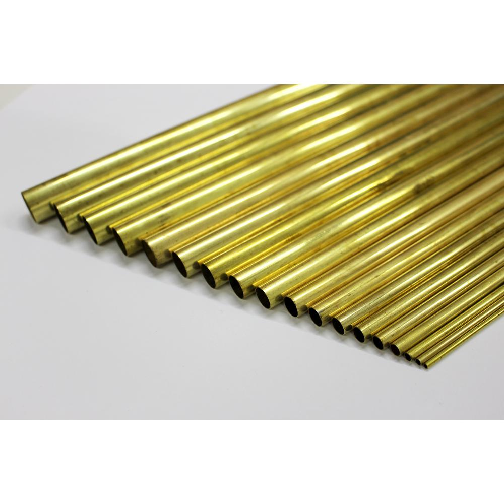 プラモデル製作用素材 KS 手数料無料 アルミパイプ 外径9 安い 激安 プチプラ 高品質 32インチ 7.15mm 30cm 内径6.43mm 長さ12インチ KS8107 1本入り