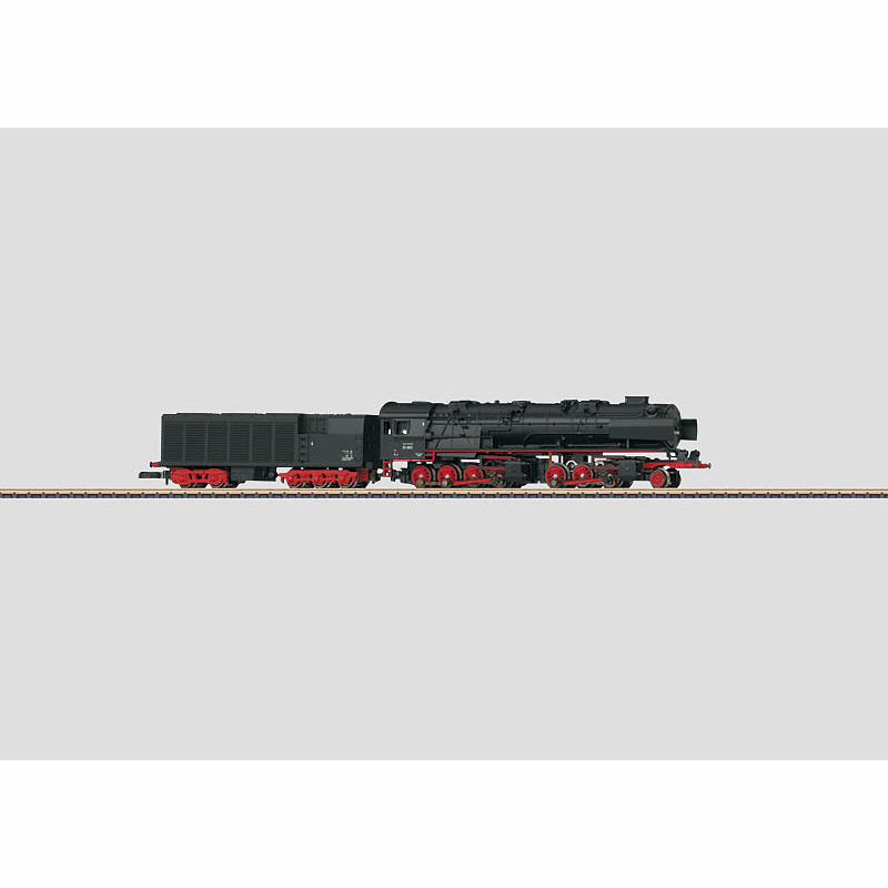 メルクリン 1/220 Zゲージ DRG53形 蒸気機関車(復水テンダー)